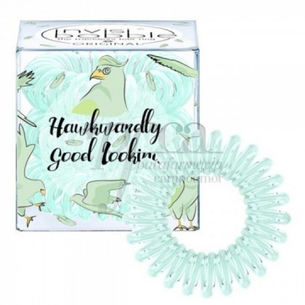 INVISIBOBBLE ORIGINAL HAWKWARDLY 3U VERDE