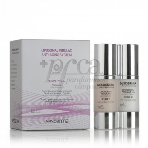 FERULAC ANTIAGING SYSTEM STEP1 30ML STEP2 30ML