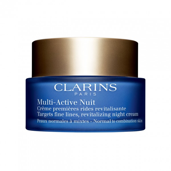 Clarins multi-active night cream for normal to combination skin 50ml